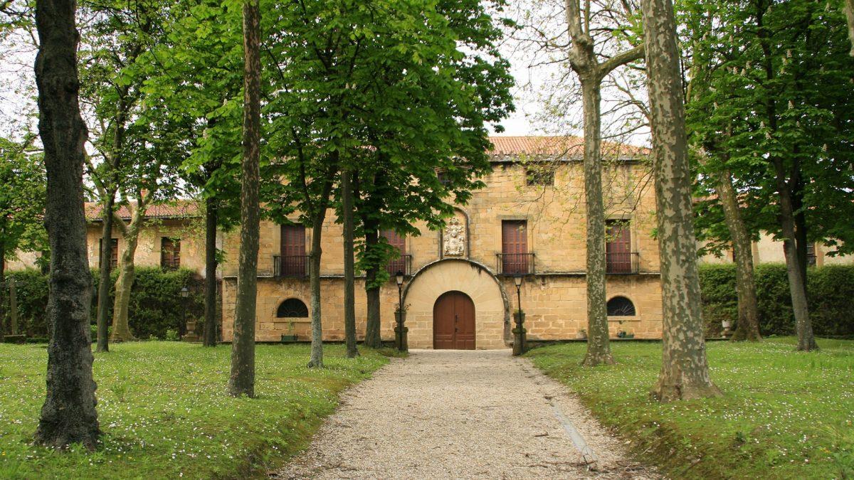 Palacio de Narros en Zarautz