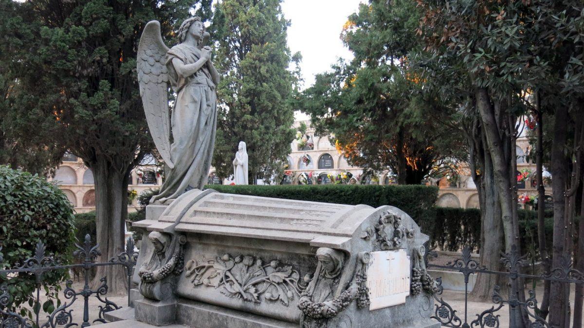Cementerio de Vilafranca del Penedès