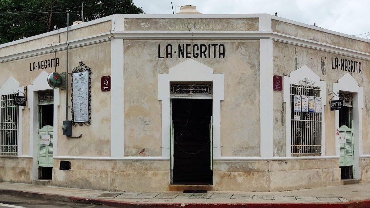 Cantina La Negrita en Mérida