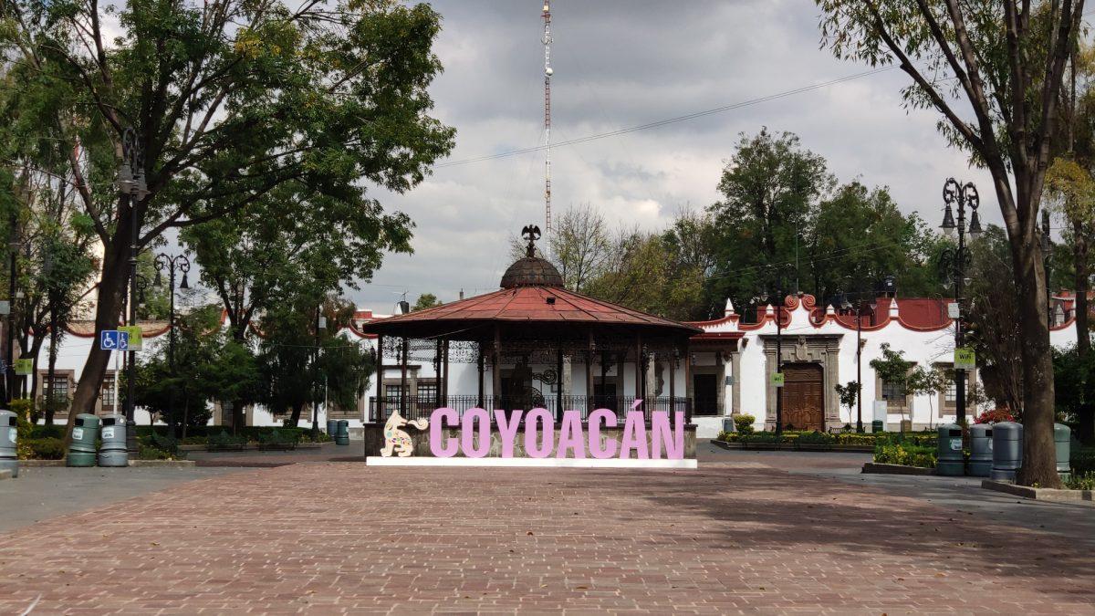 Letras de Coyoacán