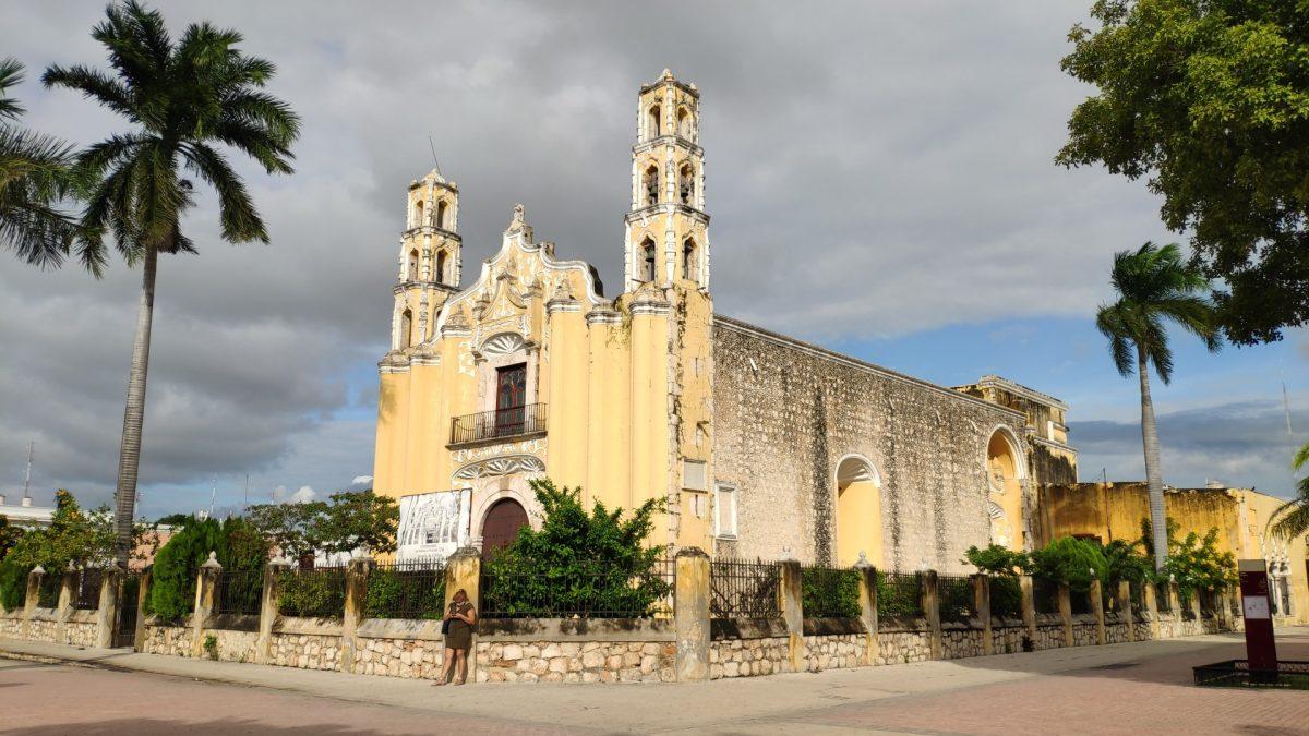 Iglesia de San Juan en Mérida