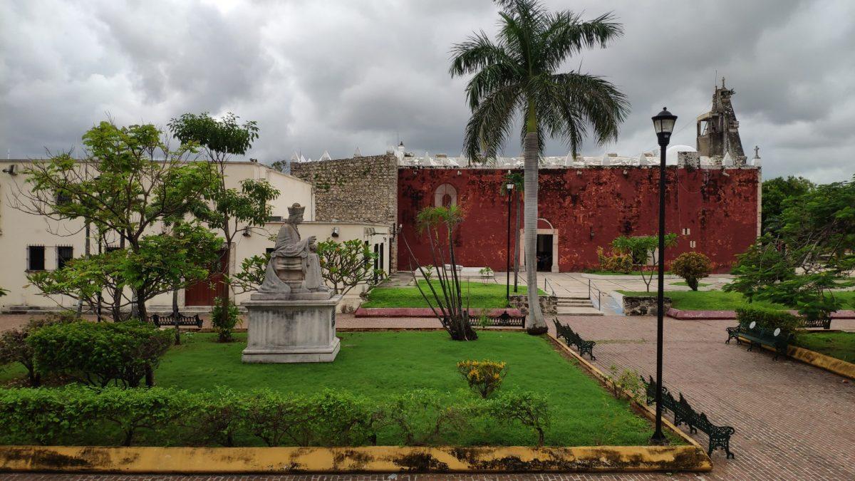 Parque de Itzimná en Mérida
