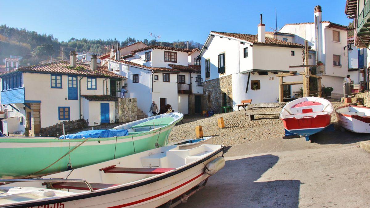 Puerto de la Villa de Tazones