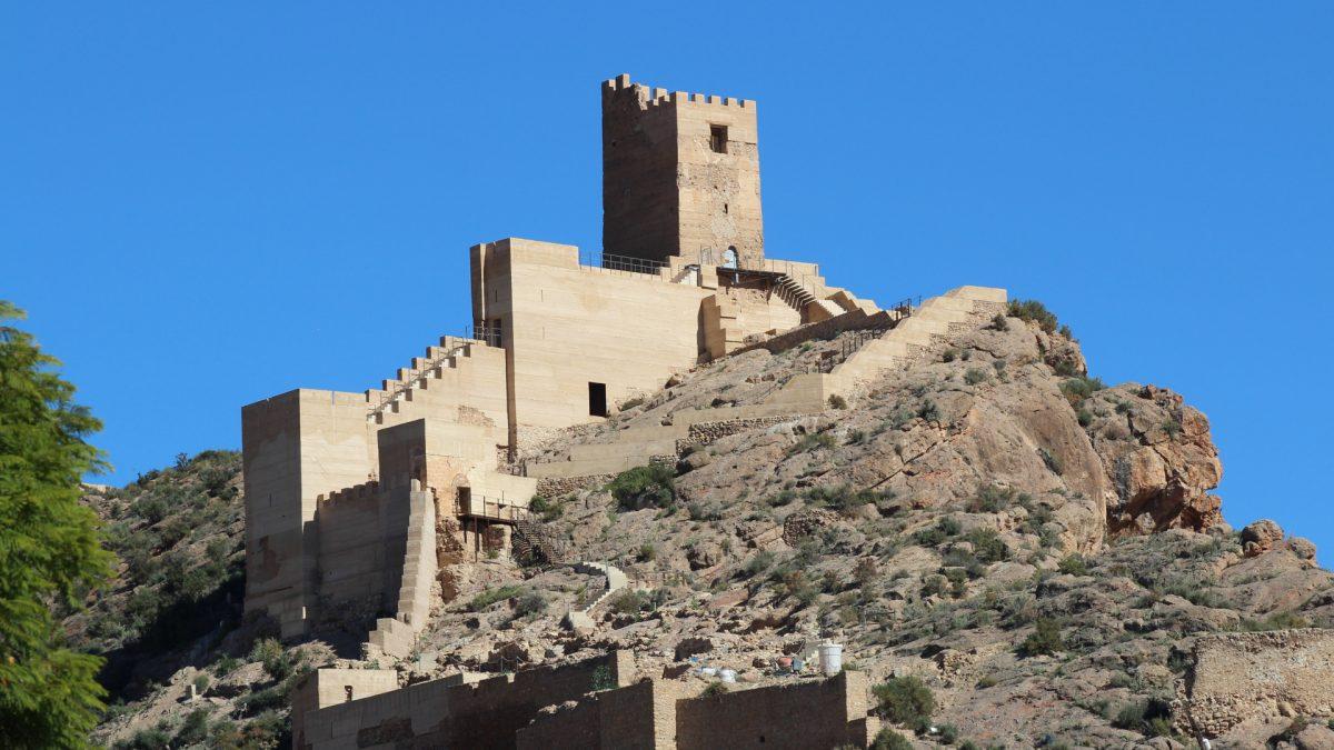 Castillo de Alhama de Murcia, uno de los imprescindibles que ver en Alhama