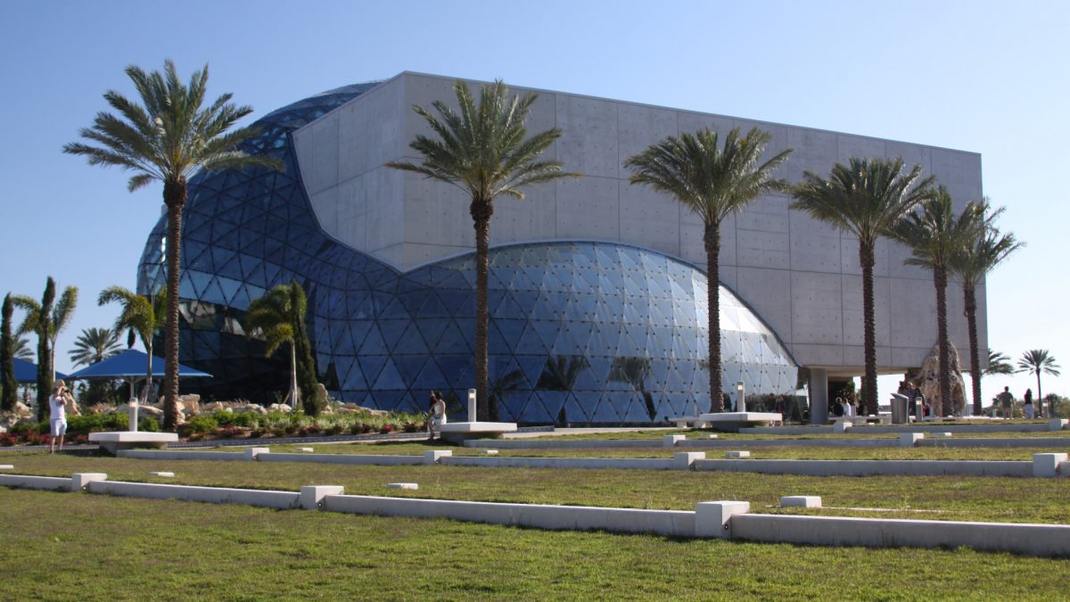 Salvador Dalí Museum en Saint Petersburg (FL)