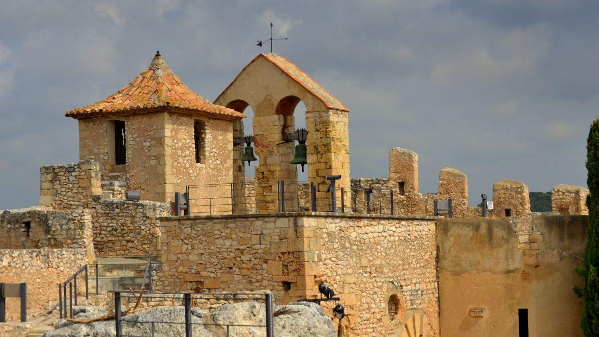 Castell de la Santa Creu, una de las mejores cosas que ver en Calafell