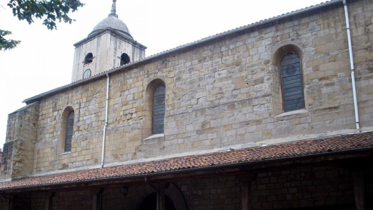 Iglesia de San Vicente Mártir Barakaldo