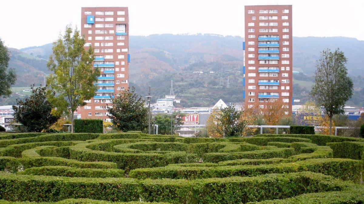 Jardín Botánico Ramón Rubial, un parque que ver en Barakaldo