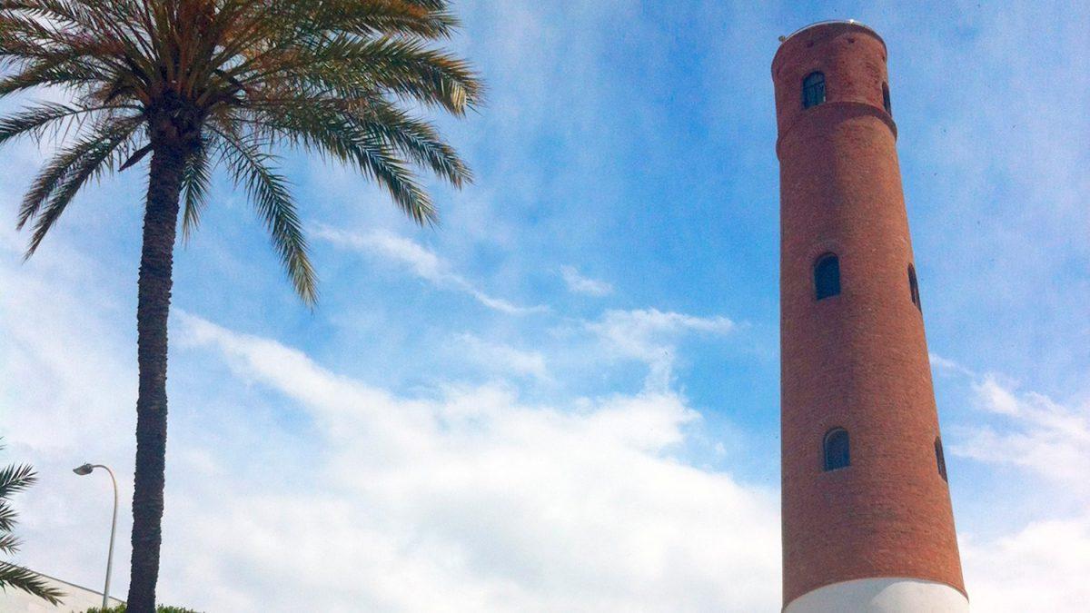 Torre de Perdigones, punto de interés que ver en Adra