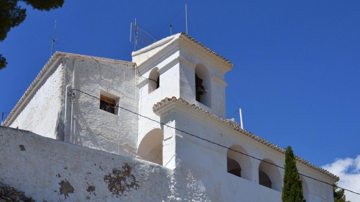 Ermita de Santa Llúcia, una de las cosas que ver en Ibi