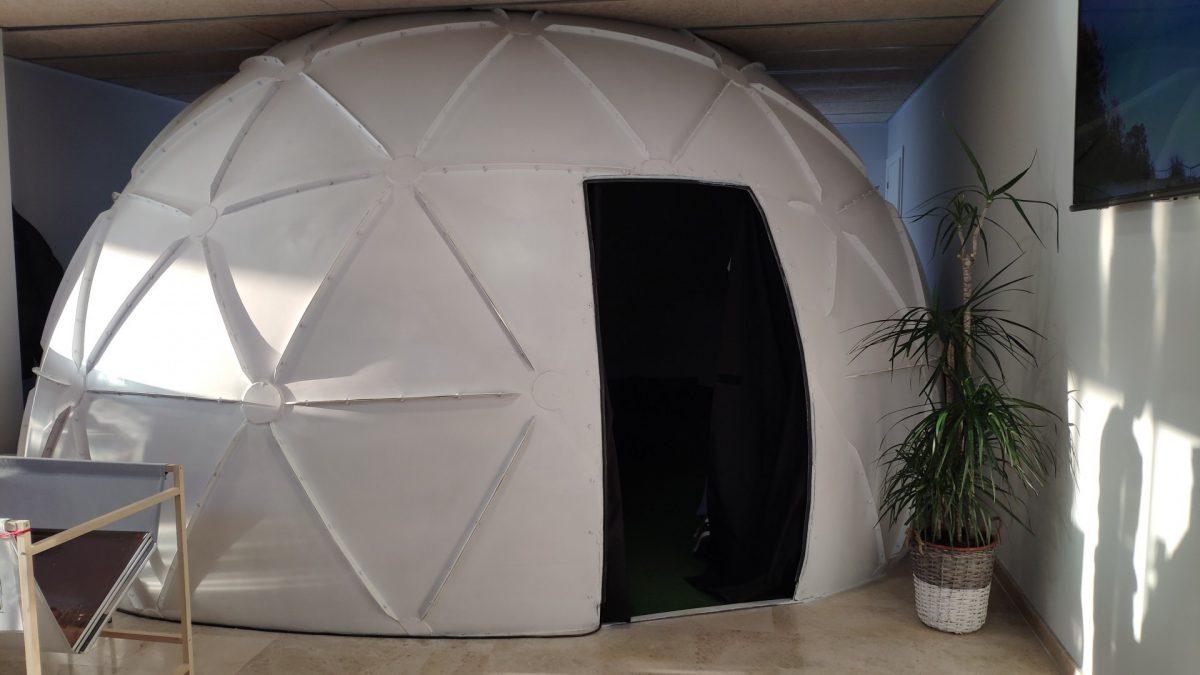 Planetario 360 Full Dome