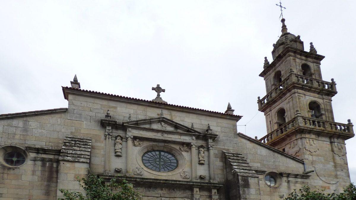 Iglesia Santiago de Cangas