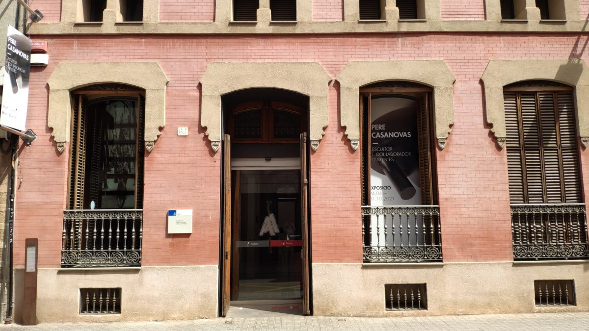 Ca l'Arenes - Centro de Arte en Mataró