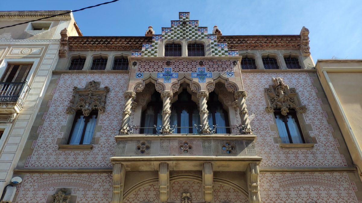Casa Coll i Regàs, uno de los imprescindibles que ver en Mataró