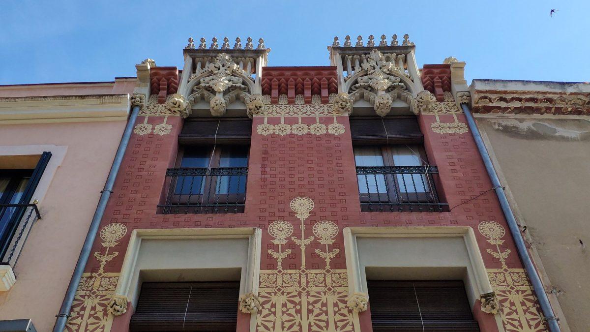 Fachada exterior Casa Parera