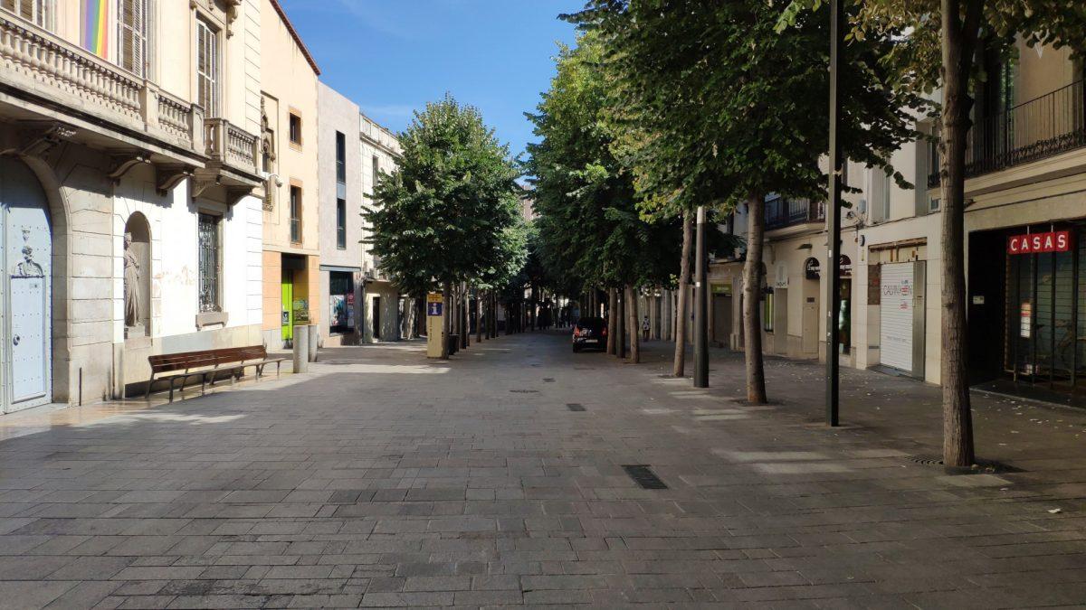 La Riera, uno de los  imprescindibles que ver en Mataró
