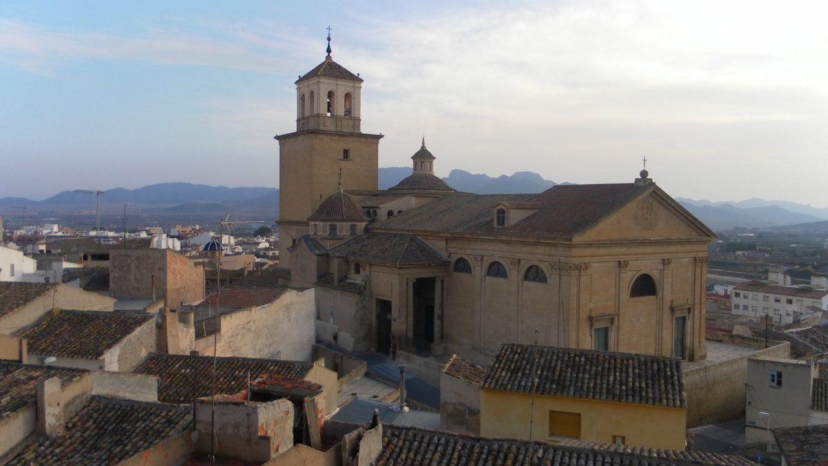 Iglesia Mayor de Santiago