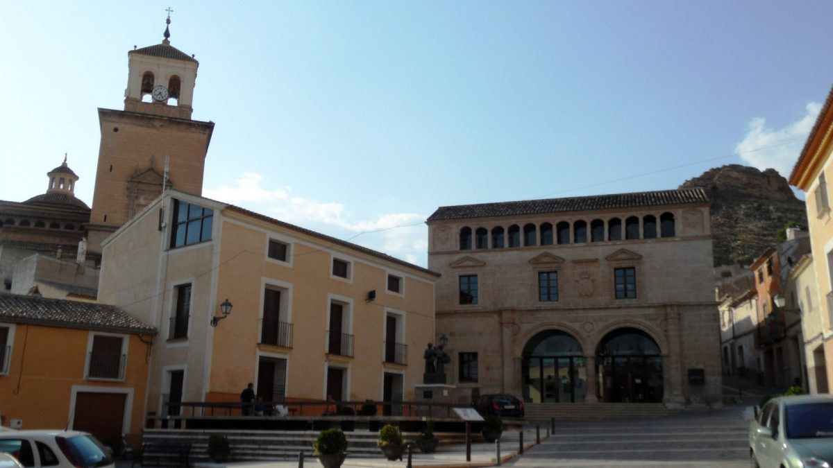 Plaza de Arriba