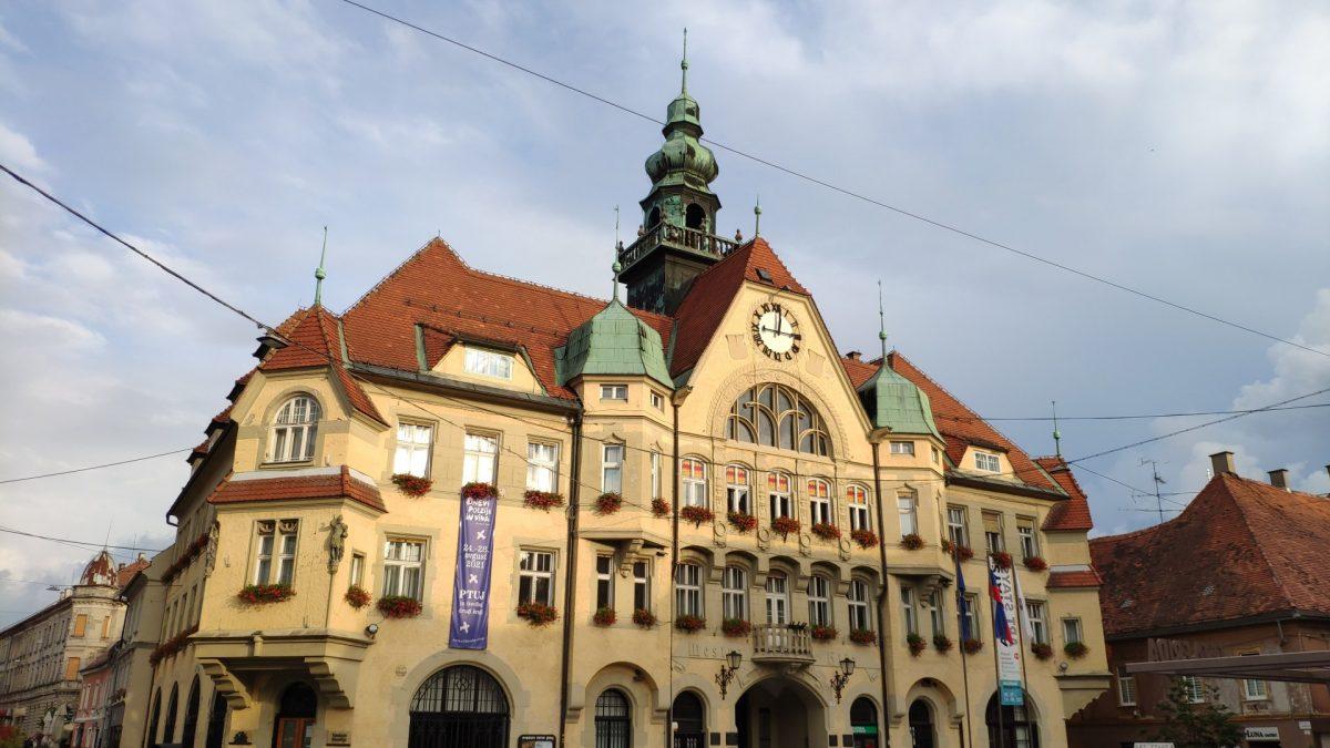 Ayuntamiento de Ptuj