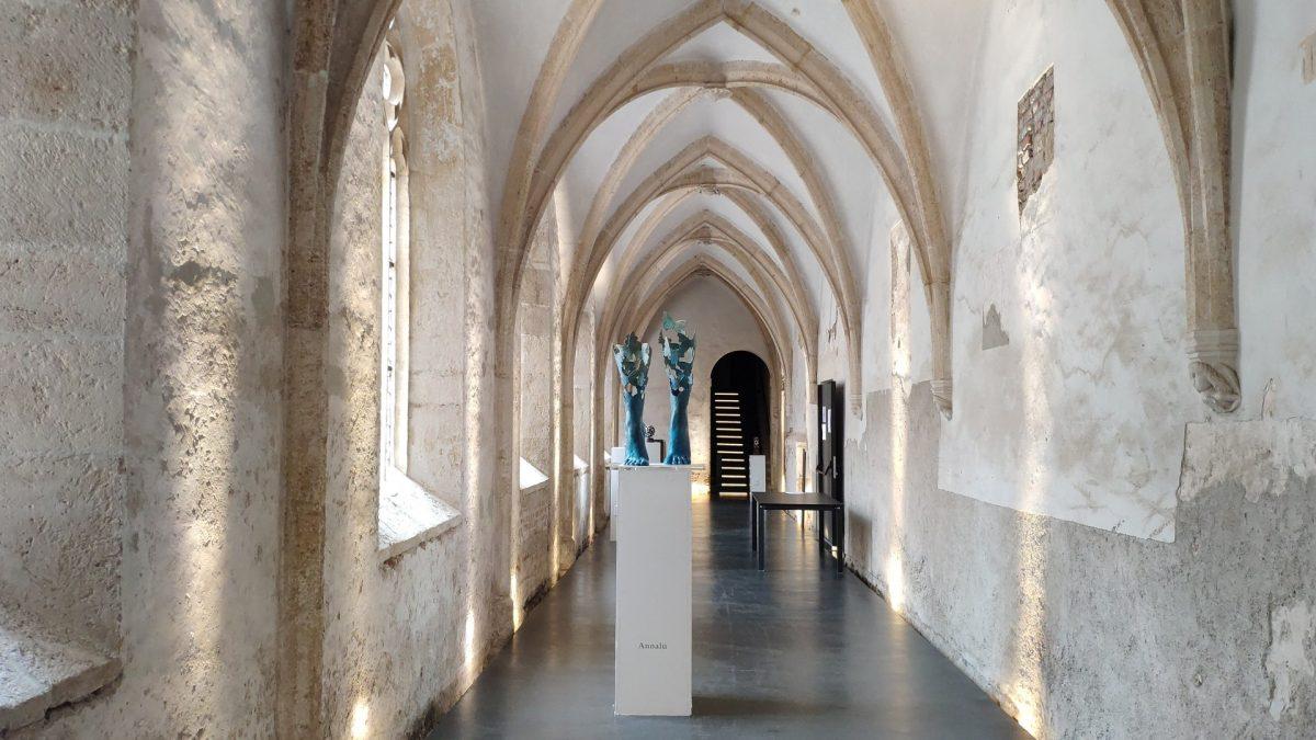 Interior Monasterio Dominicano