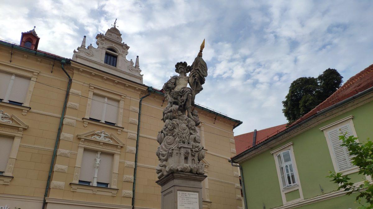 Monumento a San Florian