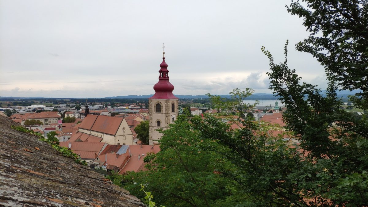 Mestni Stolp - Torre de la Ciudad de Ptuj