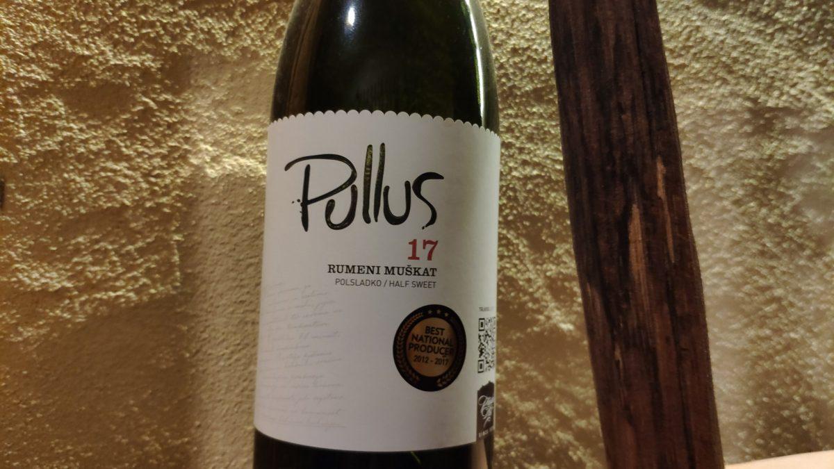 Pullus, el vino de Ptuj