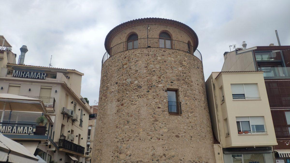 Torre del Puerto en Cambrils